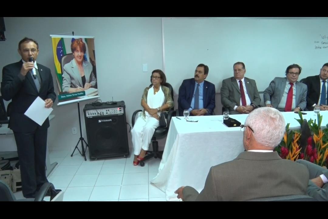 Almagis e AMB prestam homenagem póstuma à Desembargadora Nelma Padilha